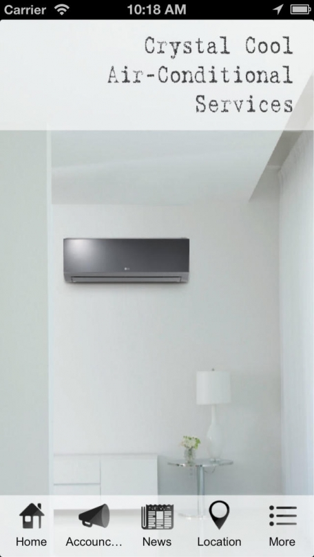 Crystal Cool Air-Condition Services