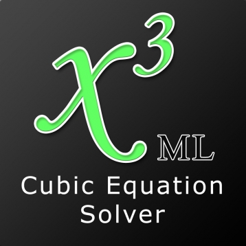 Cubic Equation Solver ML