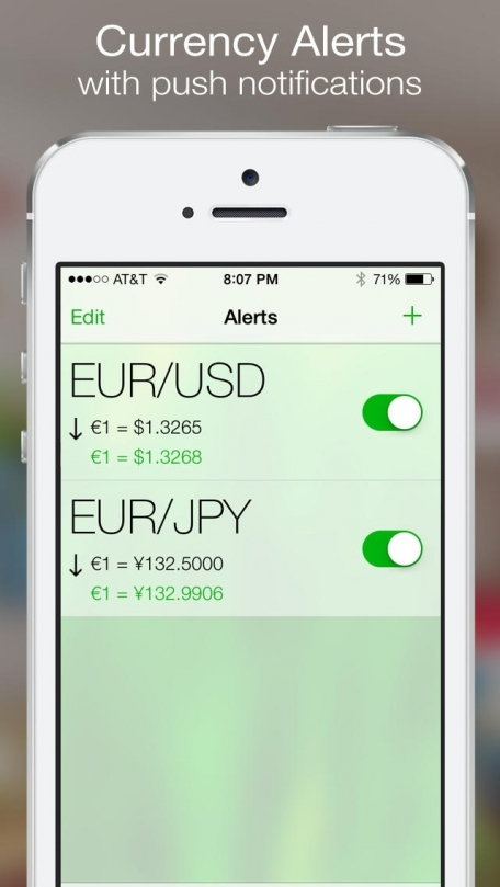 Currency+ Free (Currency Exchange Rates Converter)