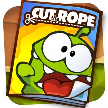 Cut the Rope: Comic