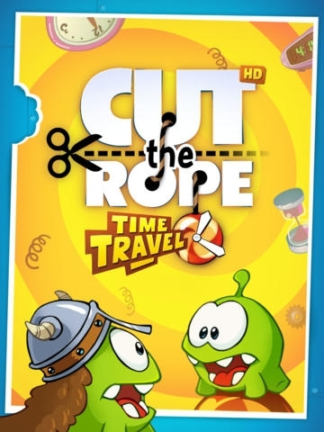 Cut the Rope: Time Travel Free
