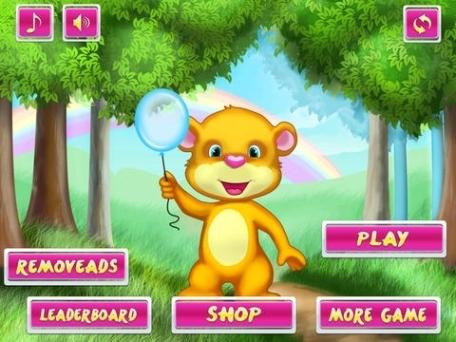 Cute Bear Runner