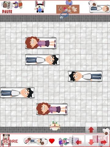 Cutie Nurse: Little Hospital HD, Free Game