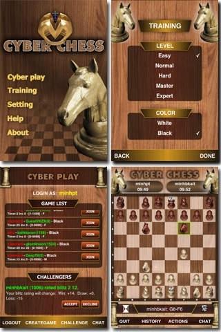 Cyber Chess - FICS & ICC
