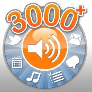 3000+ Alert Tones