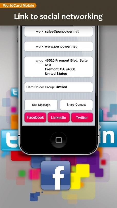 Worldcard mobile business card reader business card scanner worldcard mobile business card reader business card scanner reheart Image collections