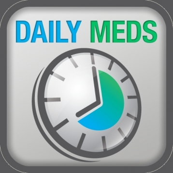 Daily Med Reminders Free - Your daily medication log