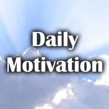 Daily Motivation - A Month of Self Improvement Inspiration