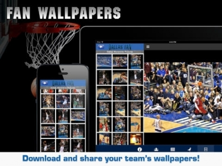 Dallas Basketball App: News, Info, Pics, Videos