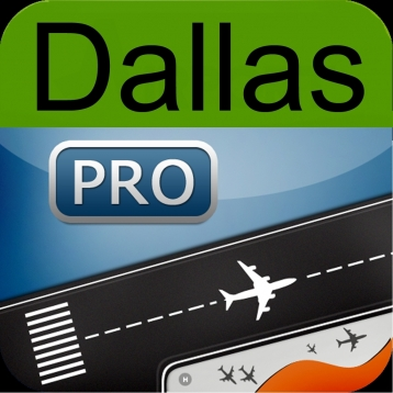 Dallas Fort Worth Airport + Flight Tracker
