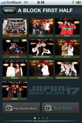 DANCE DELIGHT