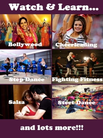 Dance Fitness - not affiliated with Zumba Fitness Inc.