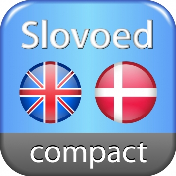 Danish <-> English Slovoed Compact talking dictionary