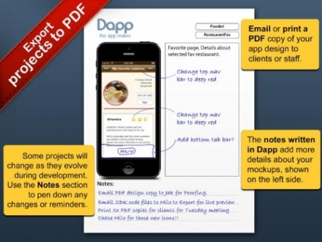 Dapp the App Creator - Make and learn how to create your own iPhone and iPad apps