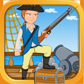 Dark Kingdom Battleship Escape : Can you Rush the Devious Contra Pirate - FREE Kids Game