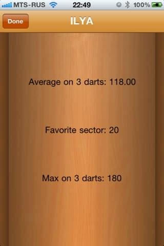 Darts Cheat