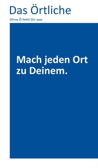 Das Örtliche telephone book and directory service for Germany