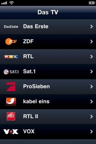 Das TV Deutschland