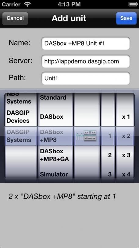 DASGIP iApp