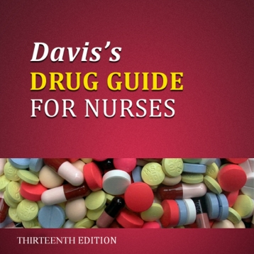 Davis\'s Drug Guide For Nurses