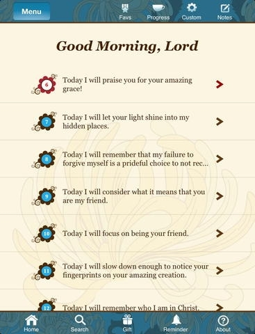 Good Morning Lord Devotional Journal by Sheila Walsh