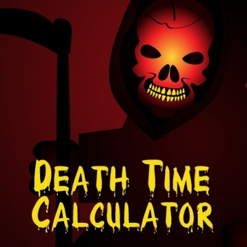 death time calculator entertainment app review ios free for
