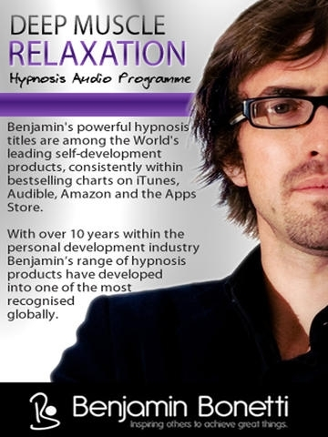 Deep Muscle Relaxation Hypnosis-Benjamin Bonetti