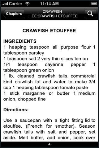 Delicious Cajun Recipes