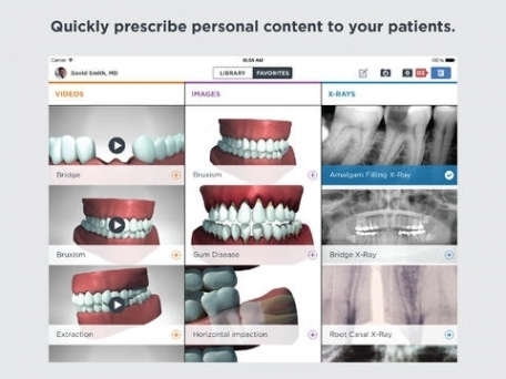 Dental Decide - Point of Care Patient Education for Healthcare Professionals by Orca Health