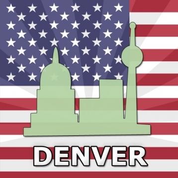 Denver Travel Guide Offline