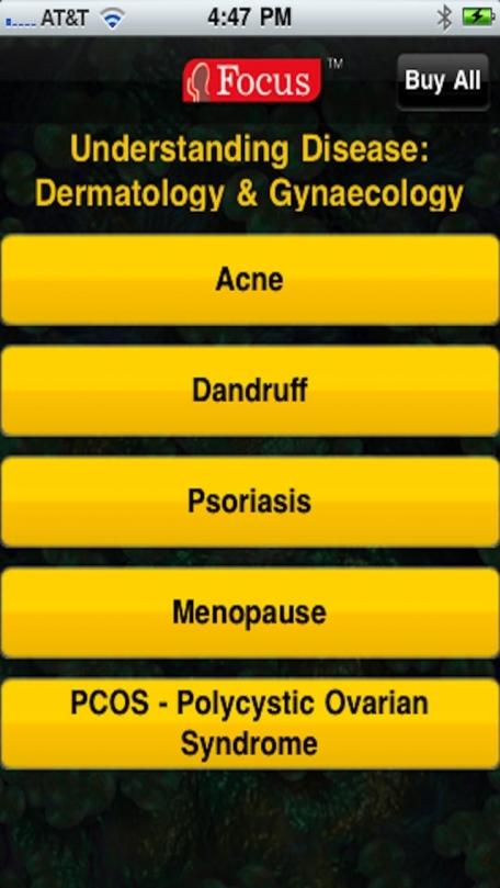 Dermatology, Gynecology (Understanding Disease series)