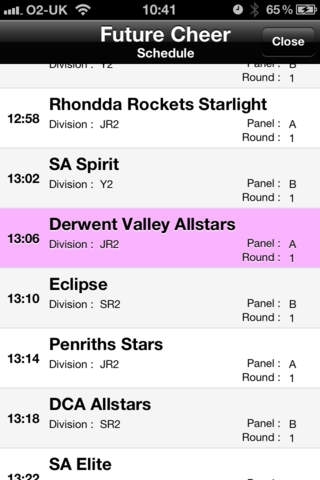 Derwent Valley Allstars