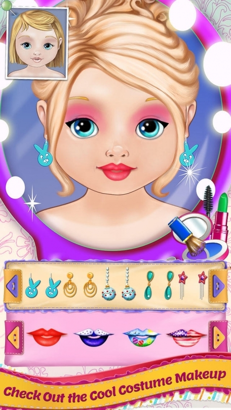 Design It! - Baby Fashion Designer: Dress Up , Make Up and Outfit Maker & Tailor