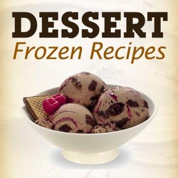 Dessert Frozen Recipes.