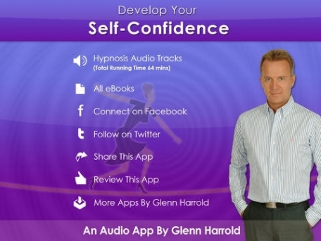 Develop Your Self Confidence by Glenn Harrold