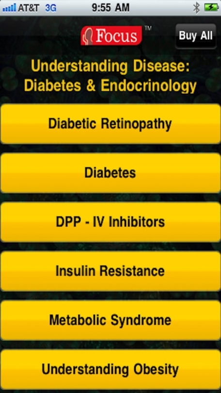 Diabetes & Endocrinology (Understanding Disease Series)