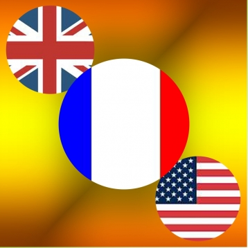 Dictionary French English French
