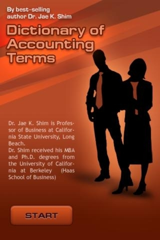 Dictionary of Accounting Terms - All definitions for learning bills & other account statement
