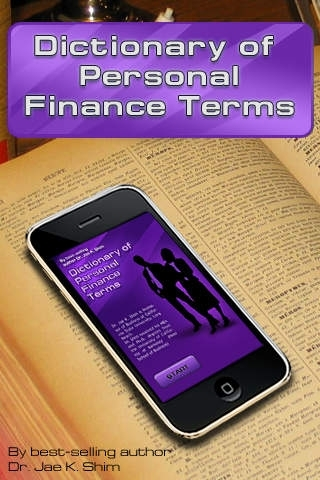 Dictionary of Personal Finance Terms  -  All definitions for individual monetary decisions