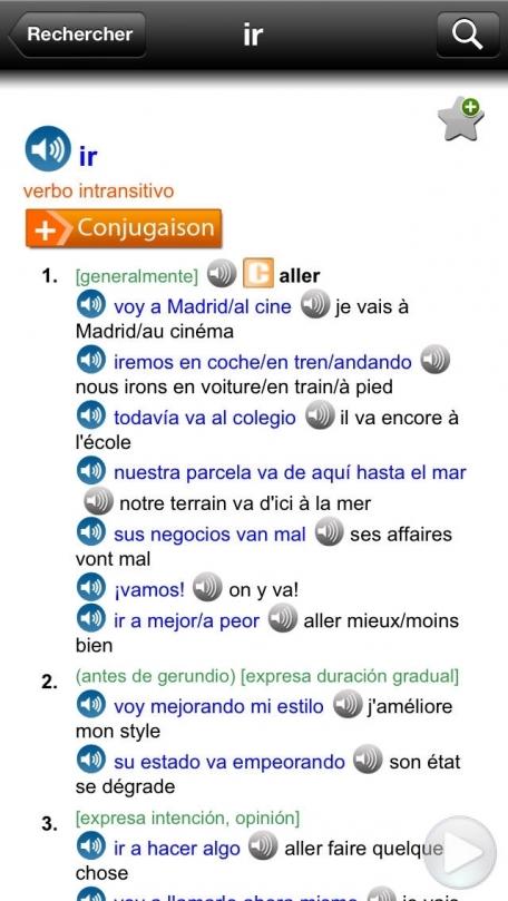 Dictionnaire Espagnol-Français Larousse
