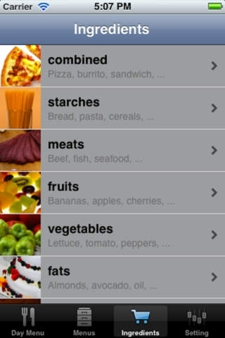 Diet Planner