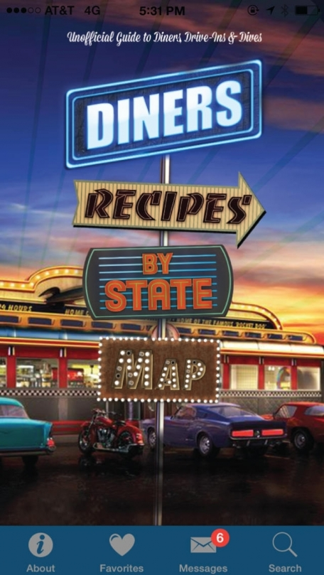 Diners & Drive-Ins TV - The Unofficial Guide to Diners, Drive-Ins and Dives
