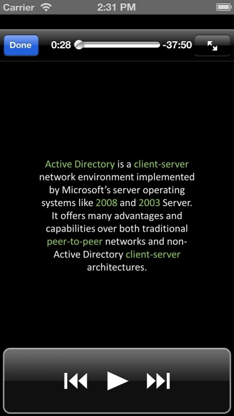 Directory Guide