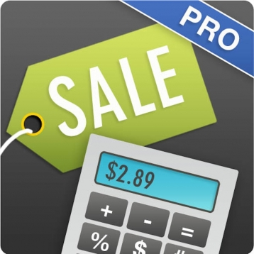 Discount Calculator PRO With Shopping List & Sales Tax Guide Mobile To Go