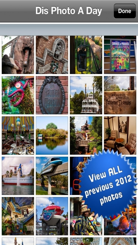 DISNEY PHOTO A DAY - Daily Wallpaper from WDW and Disneyland