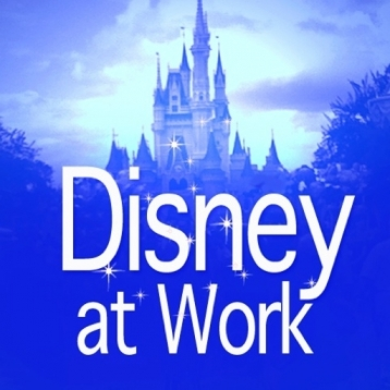 Disney World at Work - Magic Kingdom