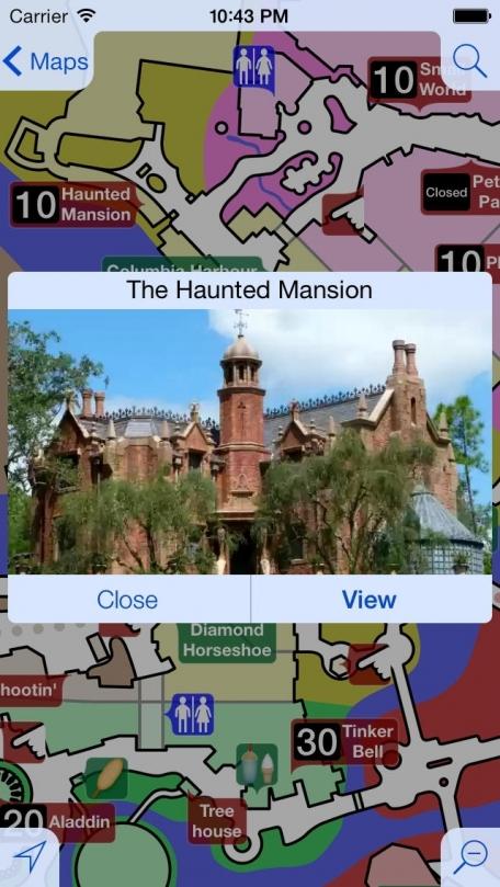 Disney World Maps Free