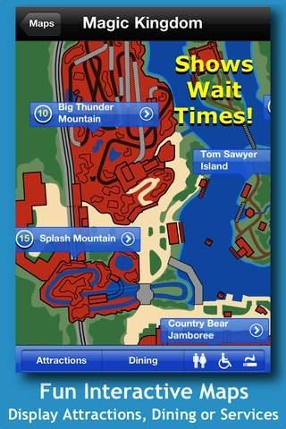 Disney World Mobile Guide