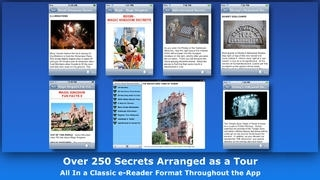 Disney World Secrets Gold!