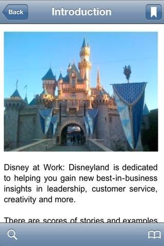 Disneyland at Work